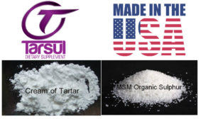 Tarsul Dietary Supplement