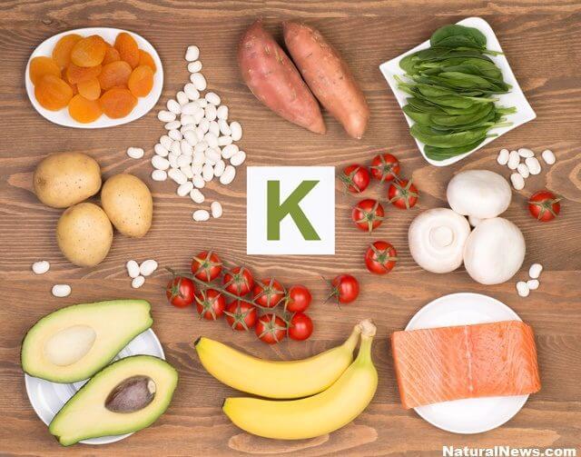 Potassuim rich foods avoid cancer Tarsul